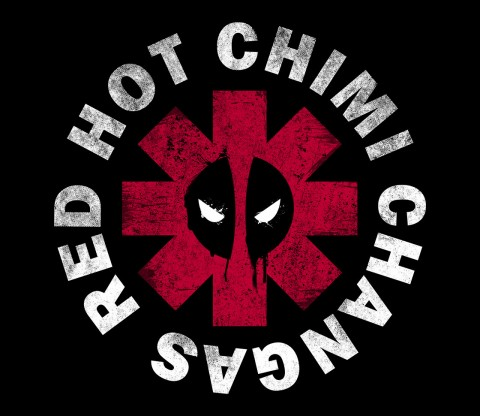 TeeFury: Red Hot Chimi Changas