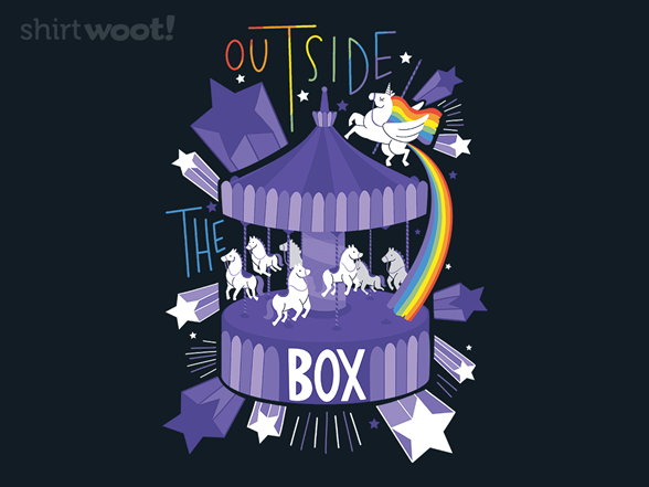 Woot!: Better Outside the Box