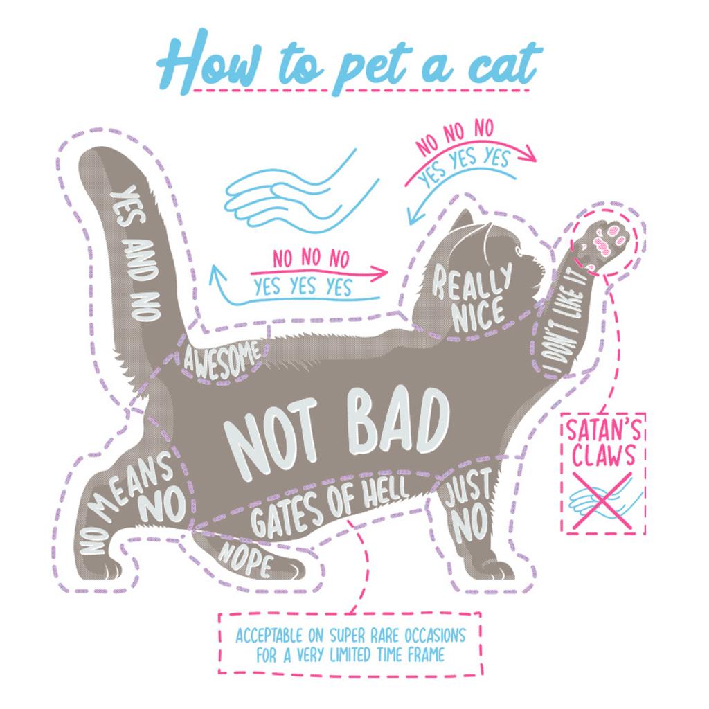 Pampling: How To Pet a Cat