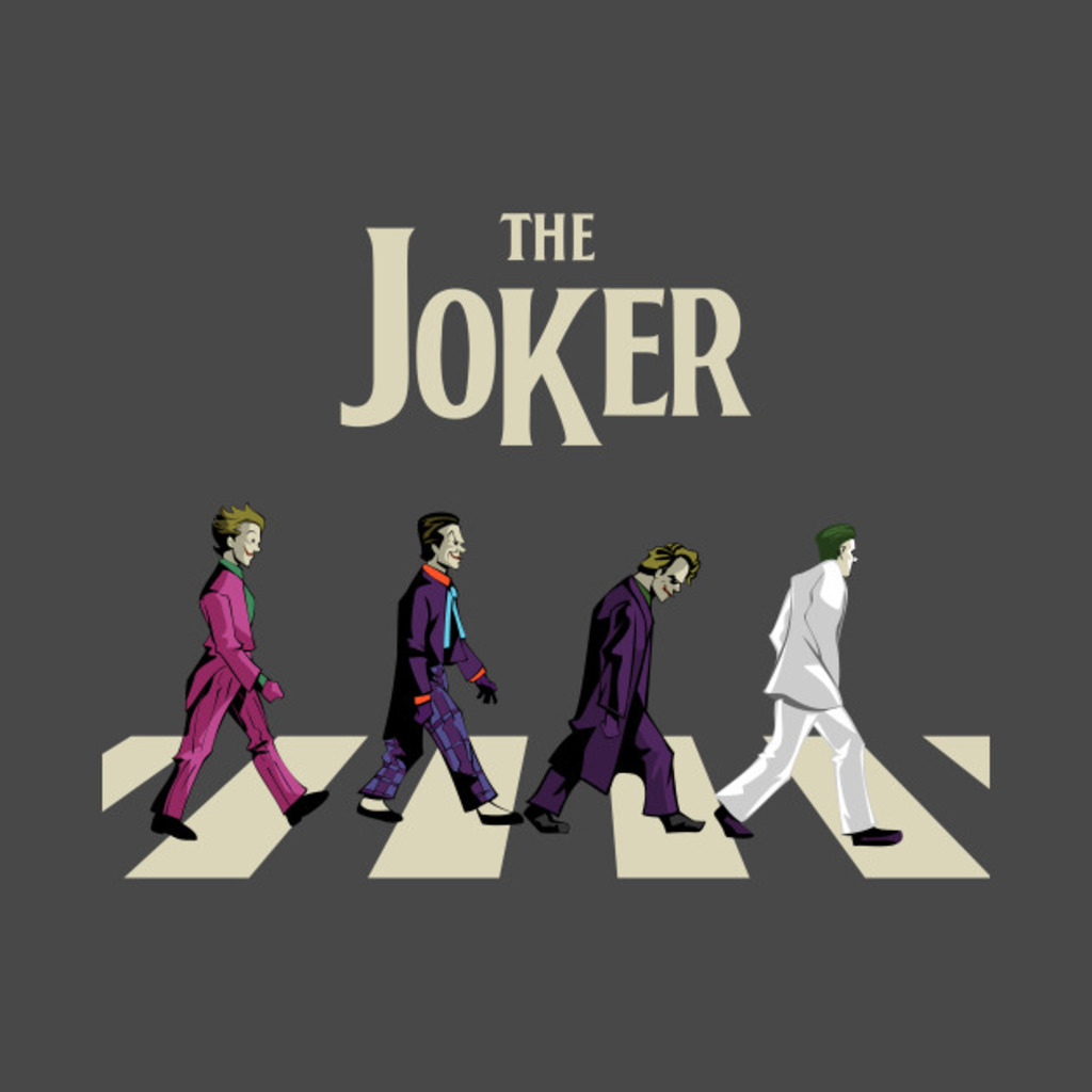 TeePublic: Joker Road T-Shirt