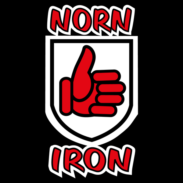 NeatoShop: Norn Iron / Northern Ireland Red Hand of Ulster - Thumbs Up