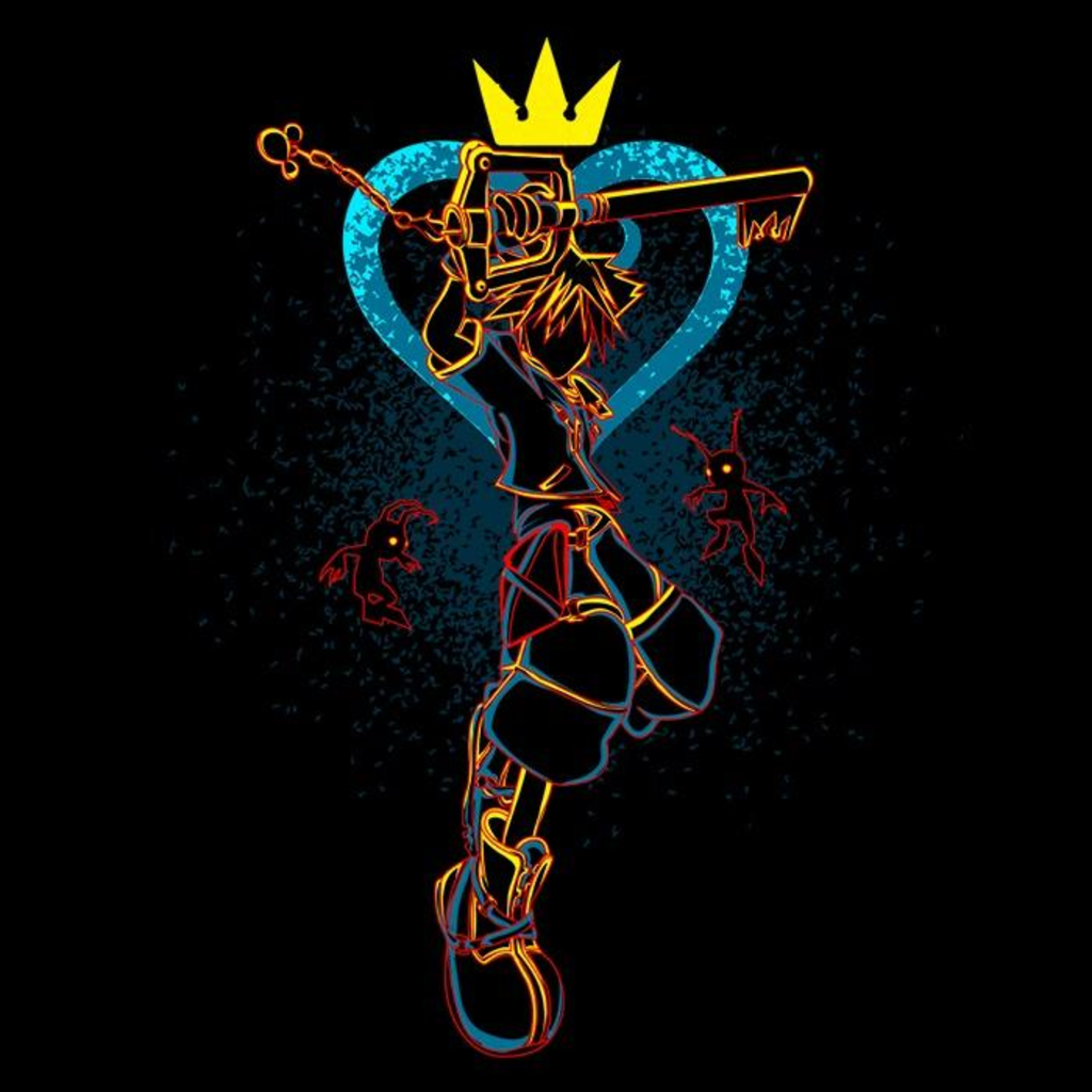 Once Upon a Tee: Shadow of the Keyblade