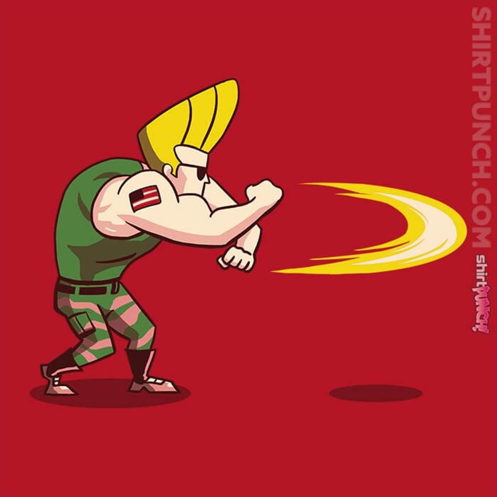 ShirtPunch: Sonic Bravo