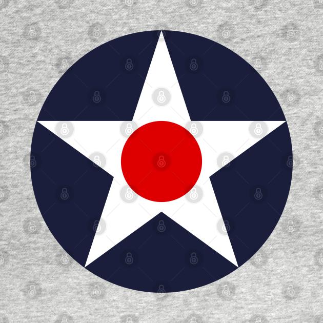TeePublic: US Air Force Roundel
