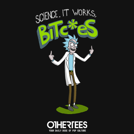 OtherTees: Science. It Works.
