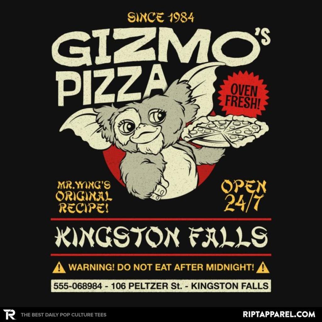 Ript: Gizmo's Pizza