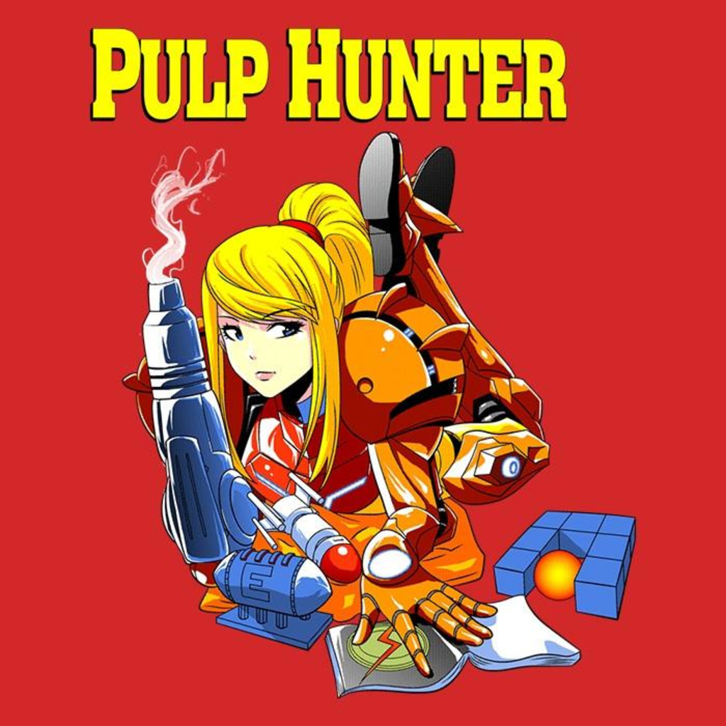 Once Upon a Tee: Pulp Hunter