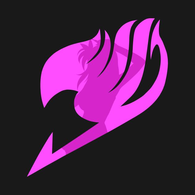 TeePublic: Fairy Tail Lucy Silhouette