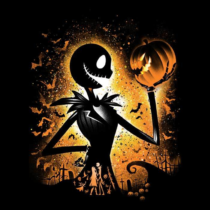 Once Upon a Tee: King of Halloween