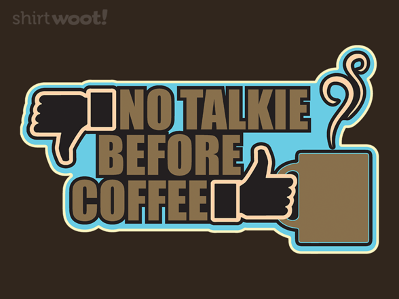 Woot!: Morning Rule