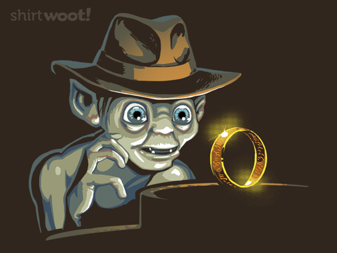 Woot!: Raiders of the Lost Precious