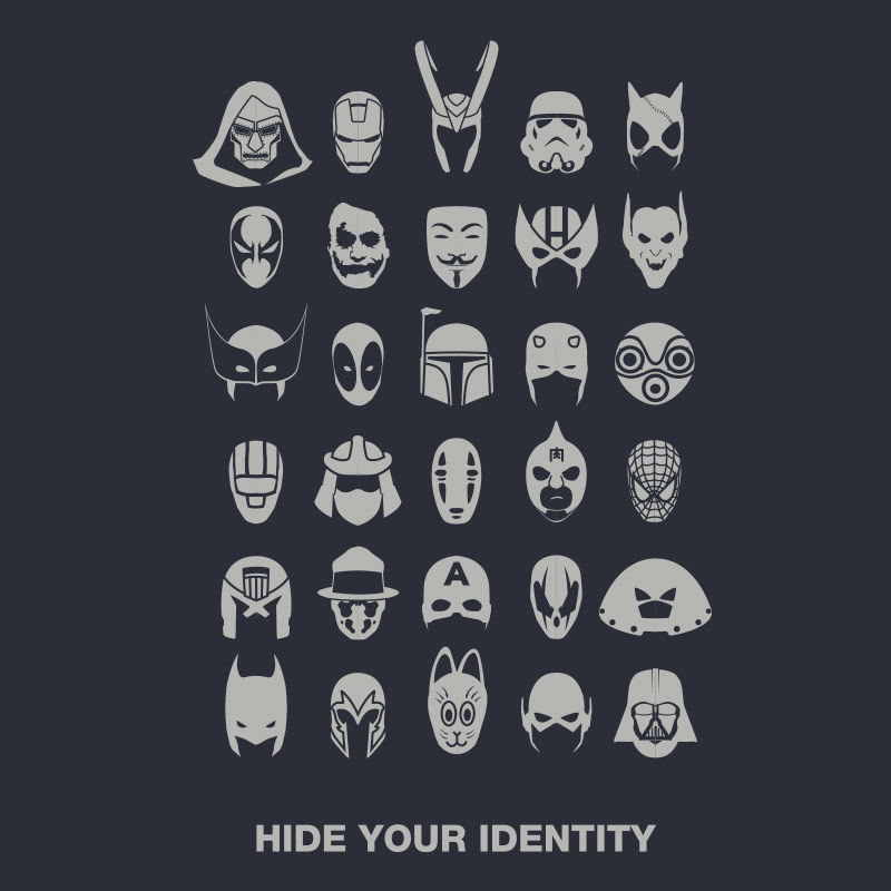 Pampling: Hide Your Identity