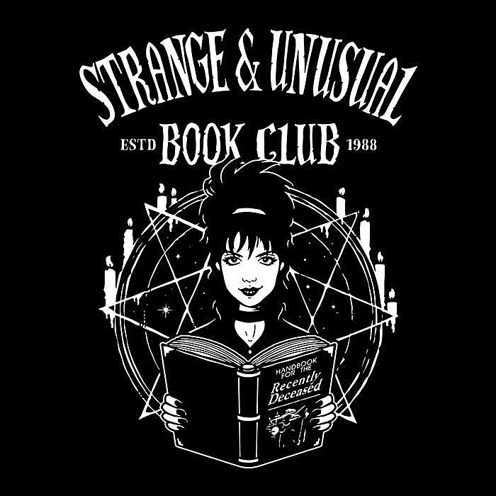 Once Upon a Tee: Unusual Book Club