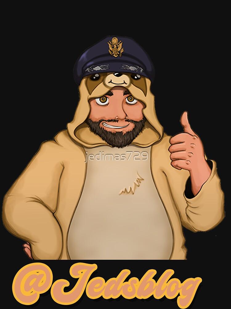 RedBubble: All hail the Sloth Captain