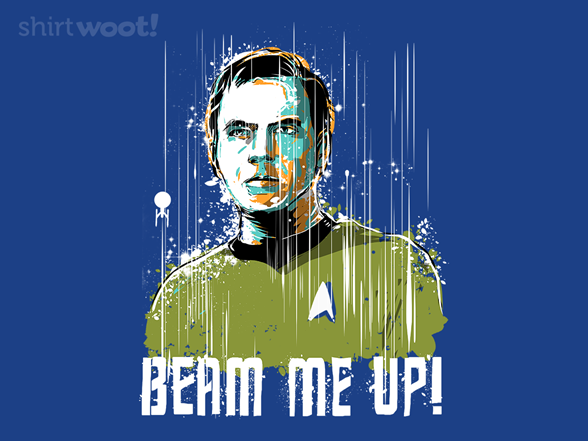 Woot!: Beam Me Up!