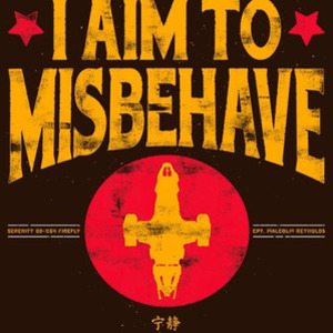 Once Upon a Tee: Aim to Misbehave