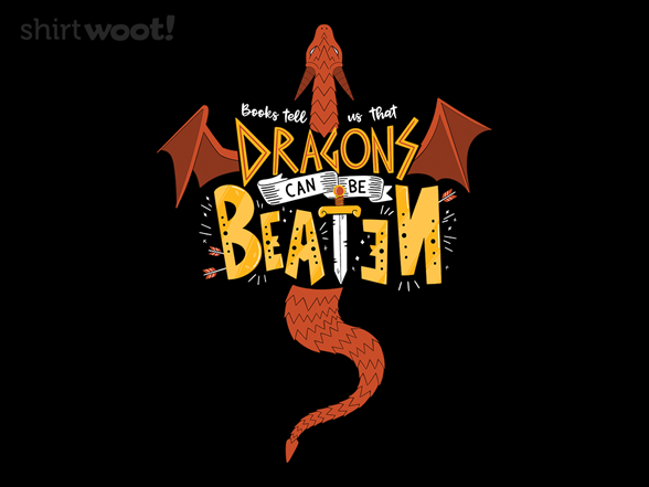 Woot!: Dragons Can Be Beaten