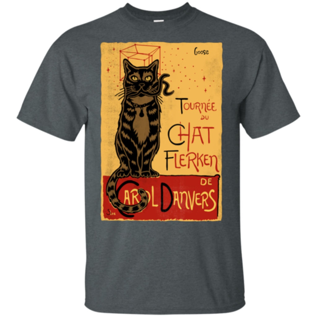 Pop-Up Tee: Chat Flerken