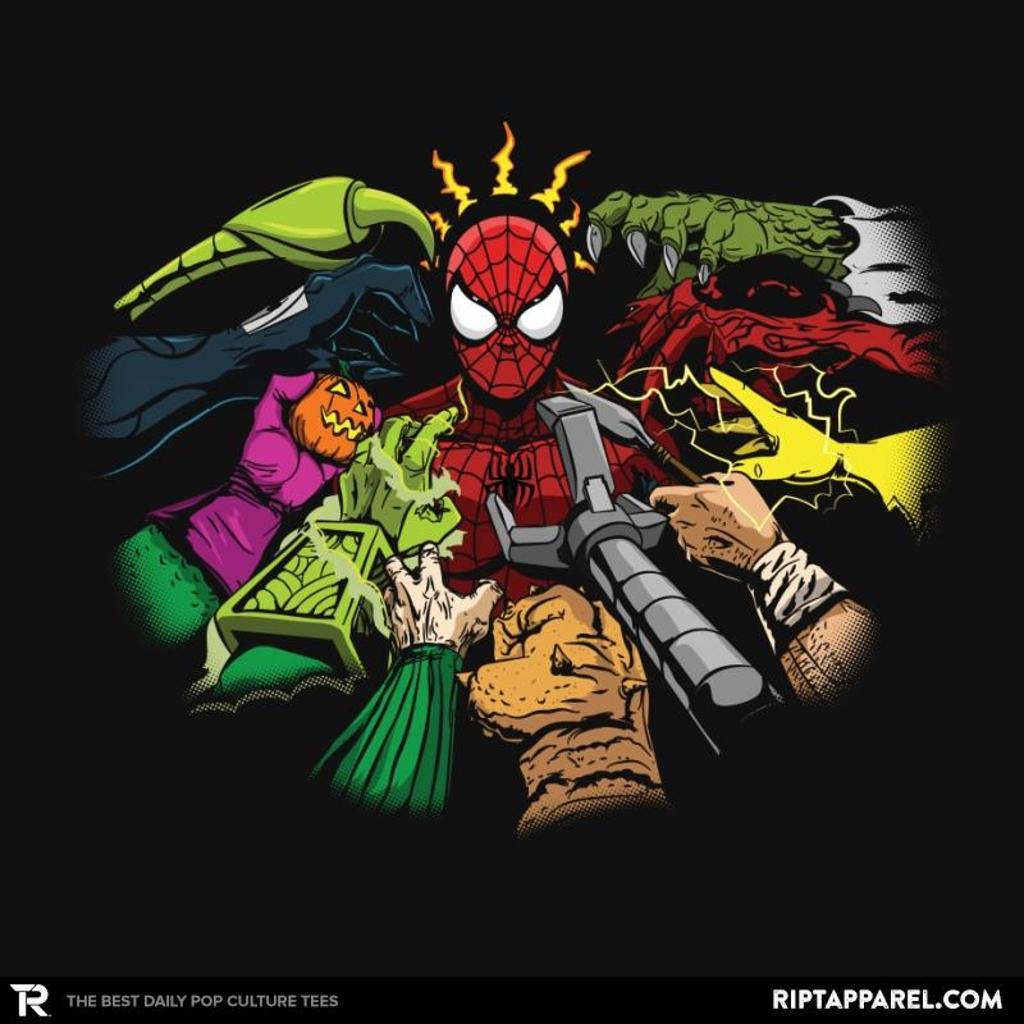 Ript: Spider-Yaga