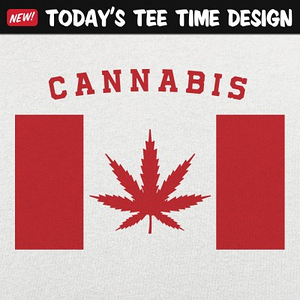 6 Dollar Shirts: Cannabis Canada