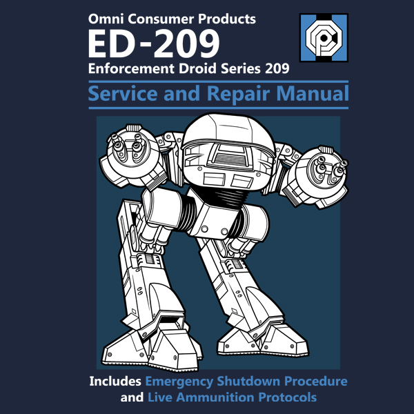 GraphicLab: ED-209 Repair Guide