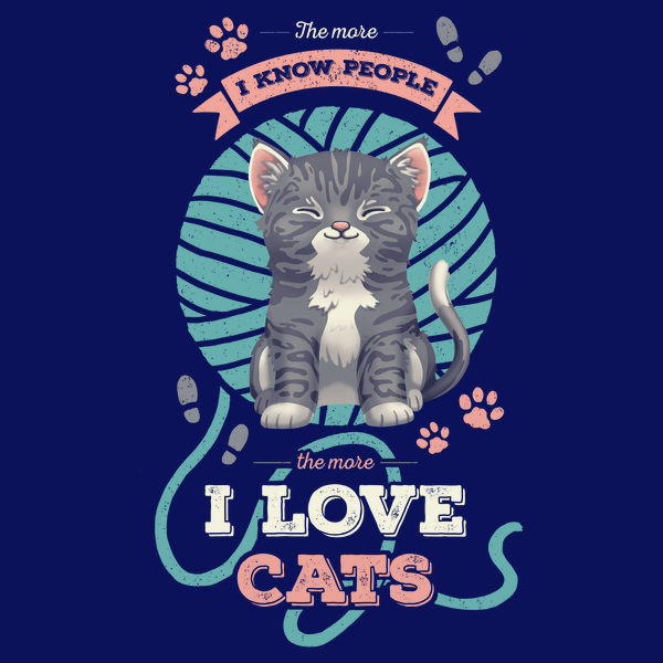 NeatoShop: I love Cats!