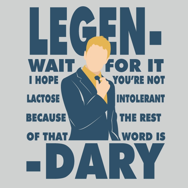 TeeTee: Legen-Wait For It-Dary!