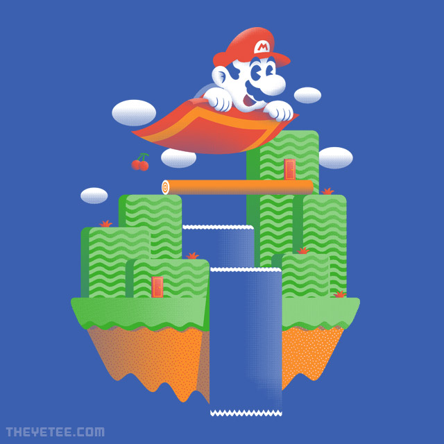 The Yetee: Carpet Ride