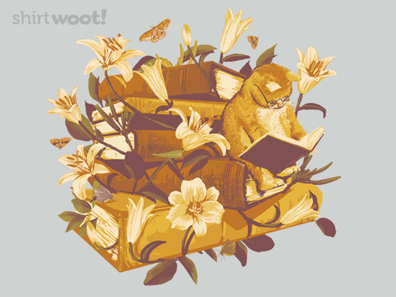 Woot!: Lily Kitty - $15.00 + Free shipping