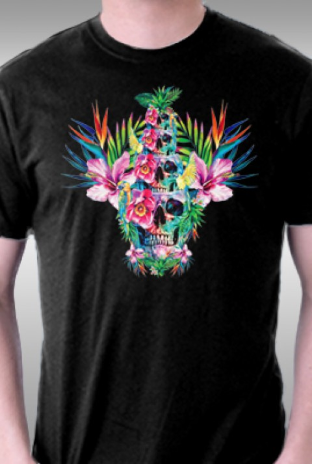 TeeFury: Tiki Tower