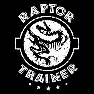 Once Upon a Tee: Raptor Trainer