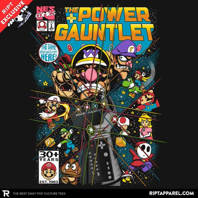 Ript: The Power Gauntlet