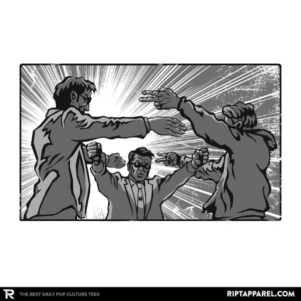 Ript: Rock Paper Scissors Mexican Standoff