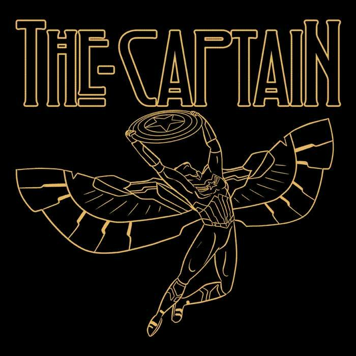 Once Upon a Tee: LED Captain