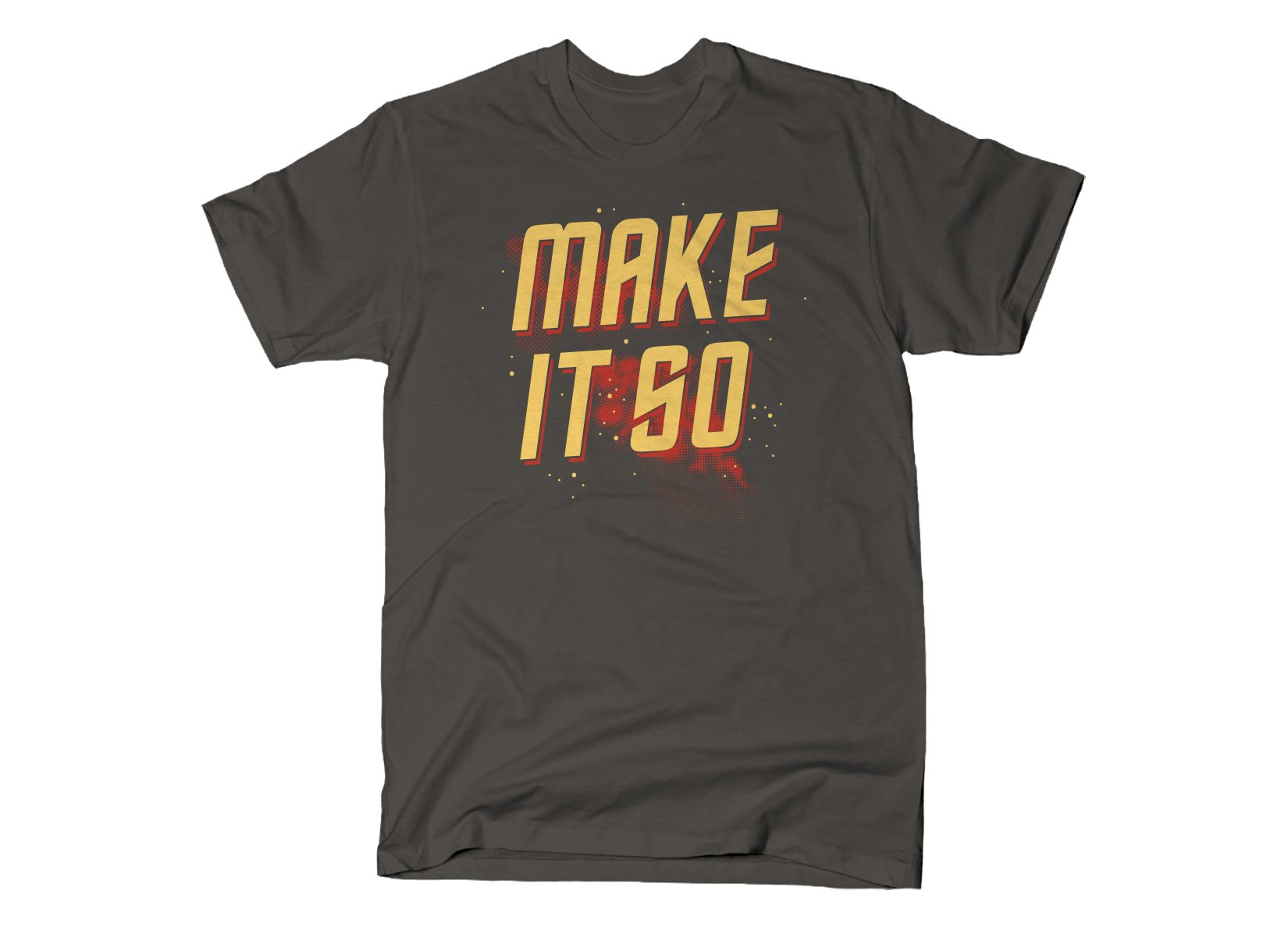 SnorgTees: Make It So