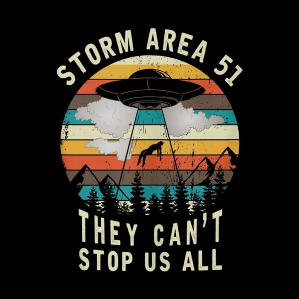 BustedTees: Storm Area 51 Gear