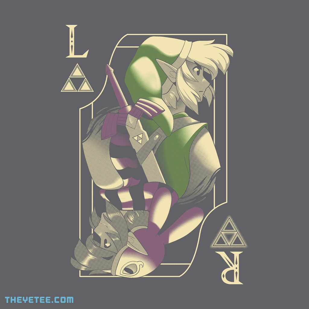 The Yetee: Two Pair