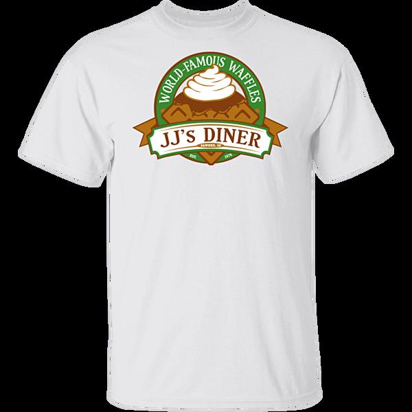 Pop-Up Tee: JJ's Diner