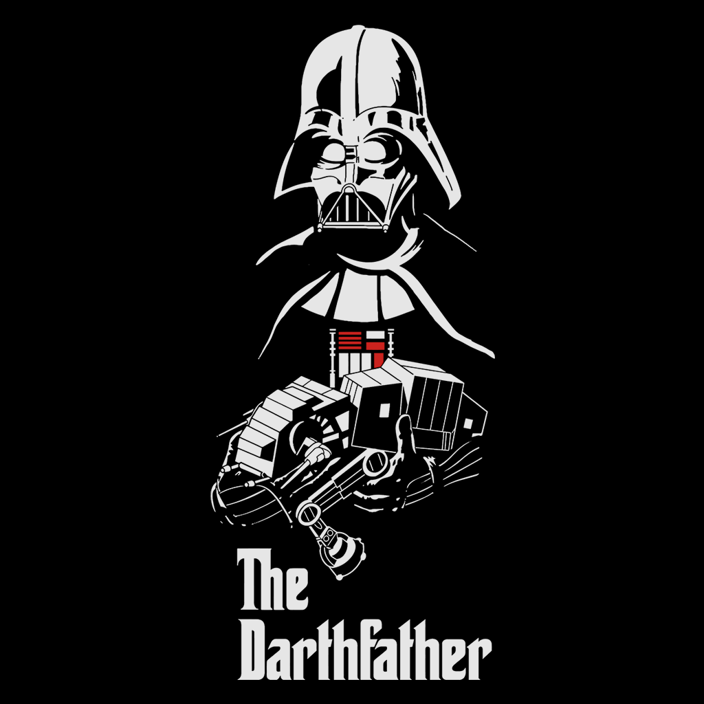 Pop-Up Tee: Weekend Deal - Darthfather