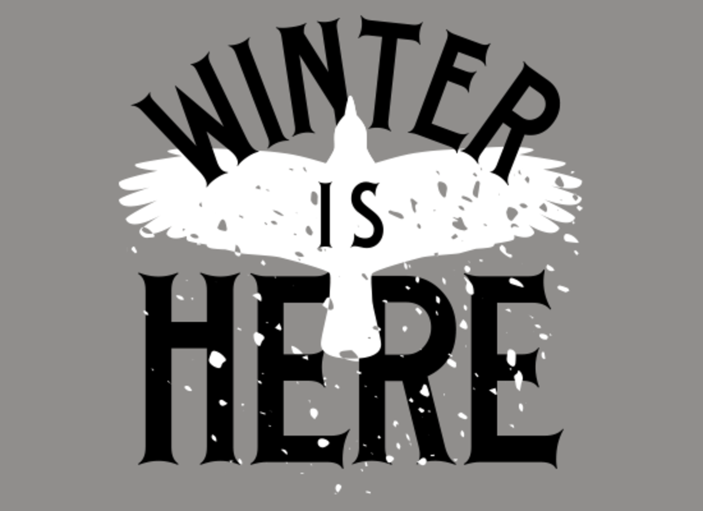 SnorgTees: Winter Is Here