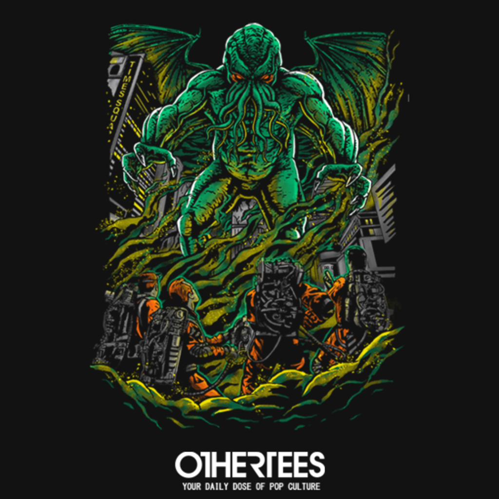 OtherTees: Godbusters