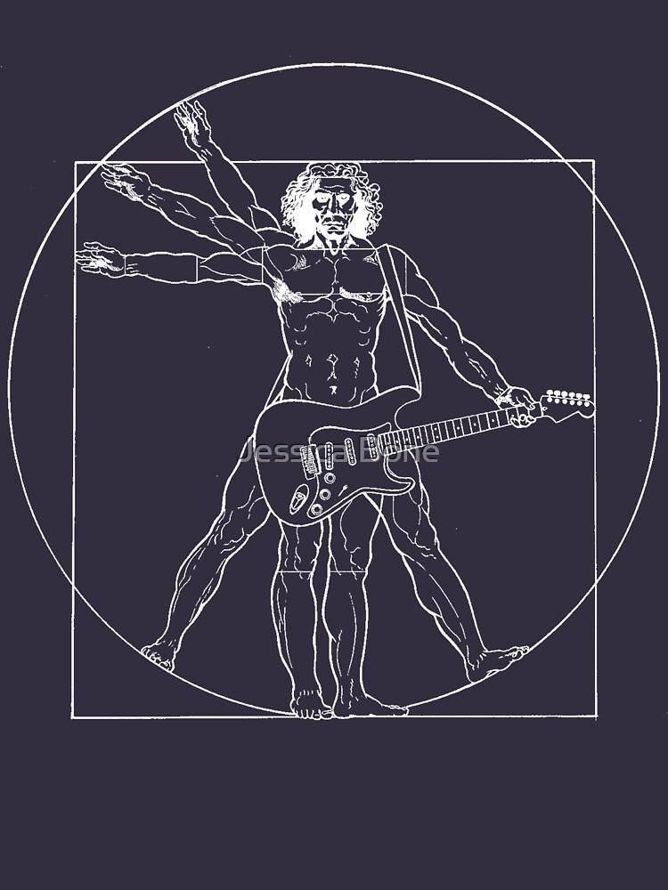 RedBubble: Vetruvian Rock Star