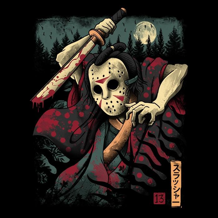 Once Upon a Tee: The Samurai Slasher