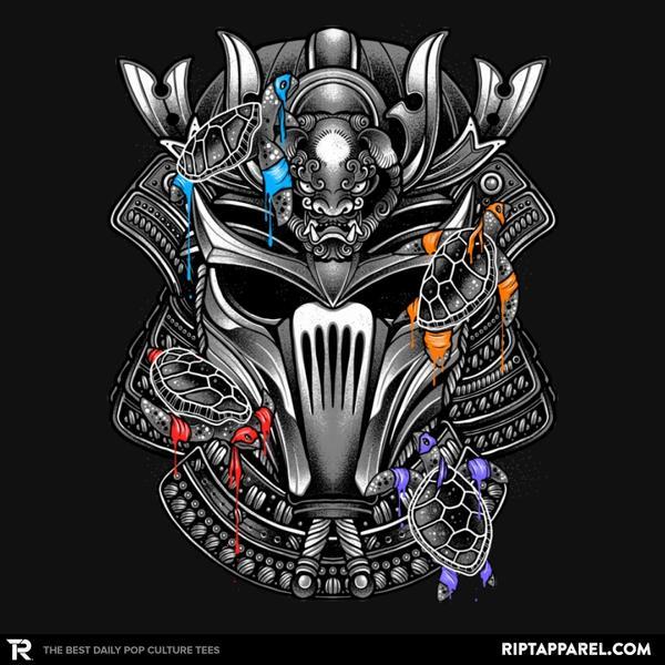 Ript: 4 Ninjas 1 Samurai
