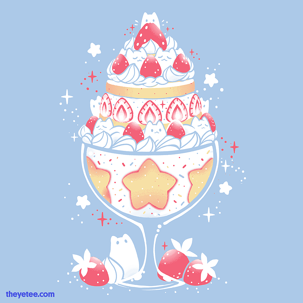 The Yetee: too cute to eat