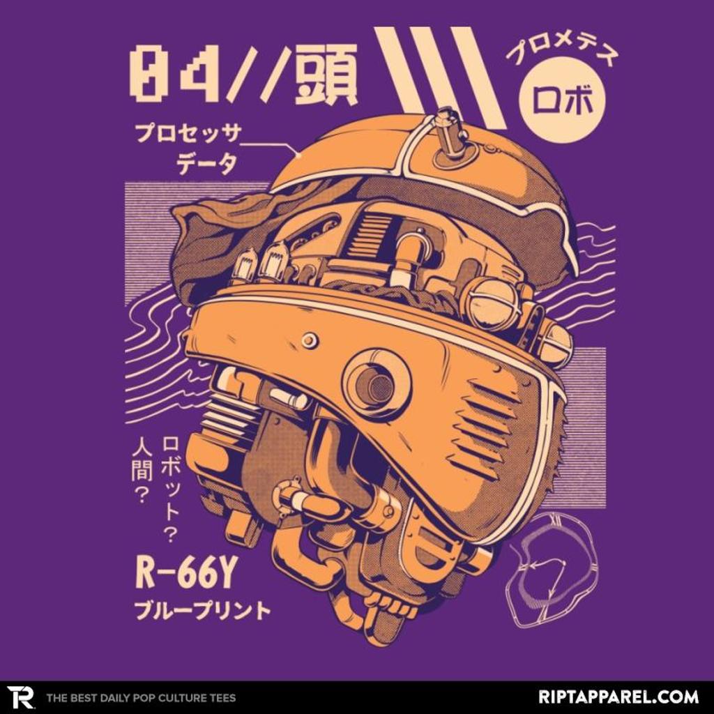 Ript: Robo-Head