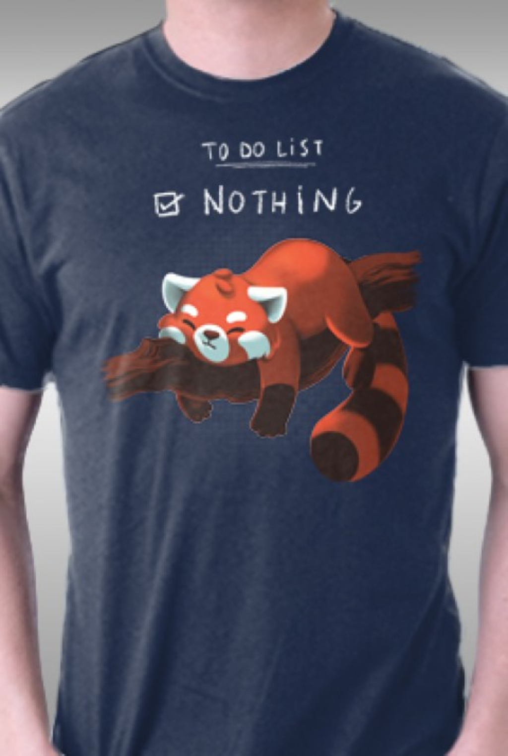 TeeFury: Red Panda Day