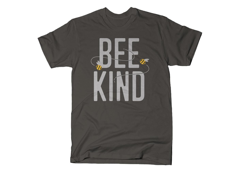 SnorgTees: Bee Kind