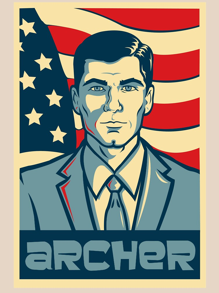 RedBubble: Sterling Archer