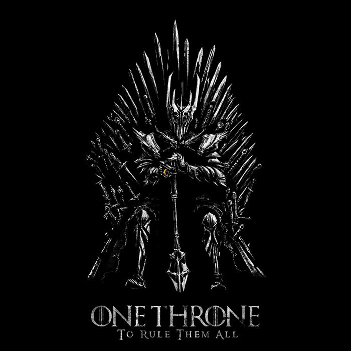 Once Upon a Tee: One Throne to Rule Them All